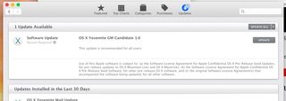is os x yosemite coming soon apple releases possible final gm version to developers image 2