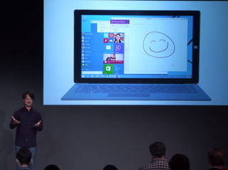 Watch Microsoft demo Windows 10 and show off new features in event video