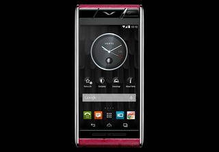 If you've always fancied an osterich leather Android smartphone the Vertu Aster could be it
