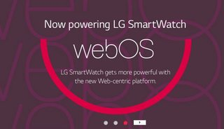 lg smartwatch teased featuring webos and bean bird himself image 2