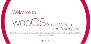 lg smartwatch teased featuring webos and bean bird himself image 3
