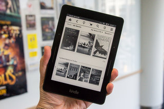 Amazon Kindle Voyage redefines the premium eBook reader experience, we go hands-on