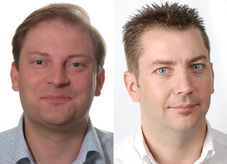 Music sounds better with... Cambridge Audio's James Johnson-Flint and Dominic Baker