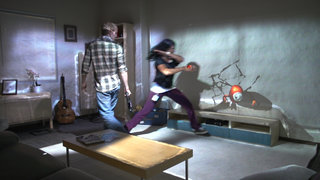 Forget Oculus Rift, Microsoft's RoomAlive turns your entire living room into a virtual playground