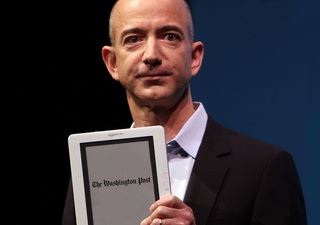 New Kindle Fire tablet might serve up free news from magazine-style Washington Post app