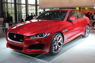 Jaguar XE: Exciting enough to challenge BMW? (hands-on)