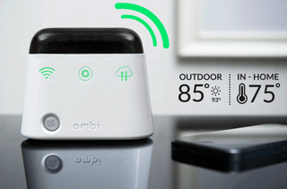 Ambi Climate is an internet of things device that turns your old AC into smart AC