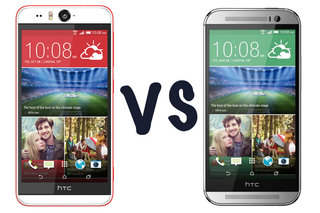 HTC Desire Eye vs HTC One M8: What's the difference? - Pocket-l