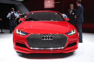 audi tt sportback concept less concept than the name suggests image 2