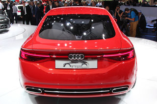 audi tt sportback concept less concept than the name suggests image 3