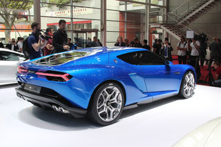 lamborghini asterion concept the 910bhp hybrid beast that will probably never get made image 4