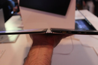 Lenovo's Yoga 3 Pro convertible laptop has an actual watchband hinge