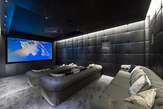 Best home cinemas and installations in Britain: CEDIA Awards 2014 winners in pictures