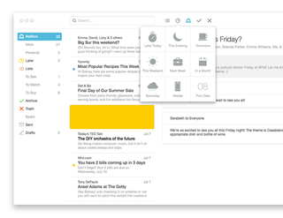 Goodbye waitlist: Mailbox for Mac beta opens up, now anyone can try the gorgeous email app