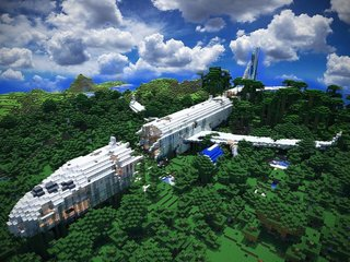 Amazing Minecraft Creations image 12