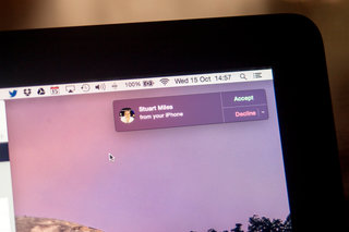 OS X Yosemite Continuity and Handoff review: You can put your phone away, but not completely