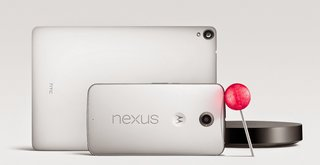 Nexus 6 and Nexus 9 officially announced, debuts Android 5.0 Lollipop