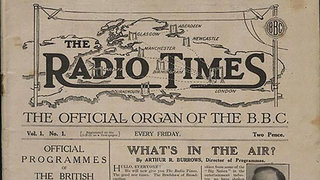BBC Genome project goes live, chronicling every TV and radio broadcast in the Beeb's history