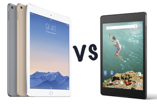 iPad Air 2 vs Nexus 9: Battle of the brand new tablets