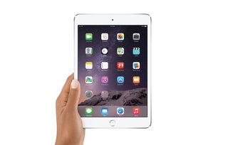 iPad mini 3 updated with Touch ID sensor, pre-orders start tomorrow-