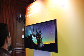 qualcomm shows off the future of 4k broadcast with lte b direct sharing over lte wi gig and more image 4