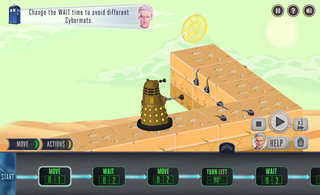 bbc uses free doctor who and the daleks game to help introduce kids to coding image 14
