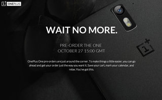 oneplus one pre orders open today for one hour only image 2