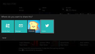 Xbox One November update detailed: Customisation, Twitter and live TV trending