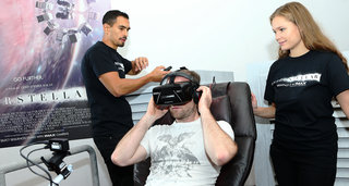 We've tried the Oculus Rift Interstellar IMAX experience, you can too