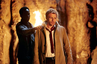 Hot new Warner comic book adaptation Constantine hits Amazon Prime Instant first