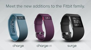 Fitbit refresh: Surge, Charge and Charge HR put more monitoring on your wrist