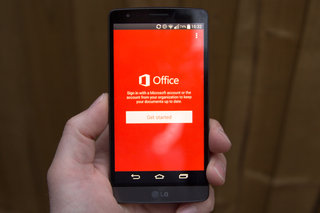 Office for Android tablet coming November 2014, Mac early 2015, Windows late 2015