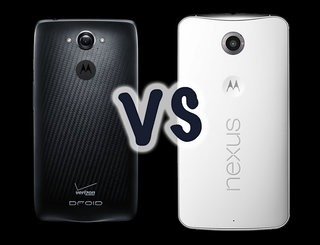 Motorola Droid Turbo vs Google Nexus 6: What's the difference?