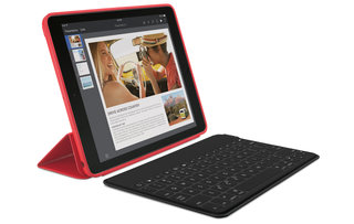 turn your ipad air 2 into a laptop with logitech keyboard covers and accessories image 3