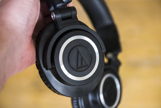 audio technica ath m50x headphones review image 5