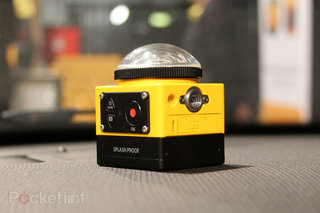 Kodak PixPro SP360 action cam lets you shoot 360-degree views, now available