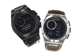 This is what HP's MB Chronowing not-so-smart smartwatch looks like
