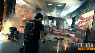 Battlefield Hardline preview: Mapcap cops and robbers multiplayer fun
