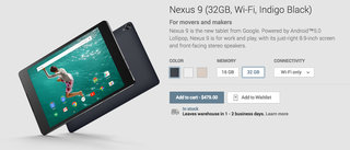 you can now buy google s nexus 9 and nexus player from play store image 3