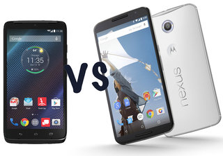 Motorola Moto Maxx vs Google Nexus 6: What's the difference?