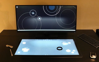 Dell Smart Desk concept: Taking interactive display technology into the future
