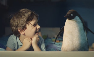 John Lewis goes techtastic for new Monty the Penguin Christmas TV ad (video)