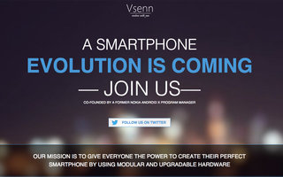 Vsenn is the modular phone coming to take on Google Project Ara