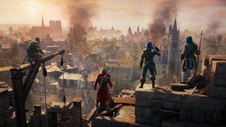 Assassin's Creed Unity review: Brothers in arms