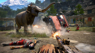 Far Cry 4 preview: Three hours in Kryat with just heavy weaponry and a buddy for support