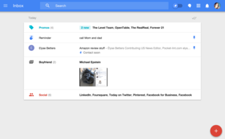 hands on inbox by gmail a clean email app that doubles as a to do list image 14