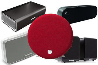 Best speakers 2014: O2 Pocket-lint Gadget Awards nominees