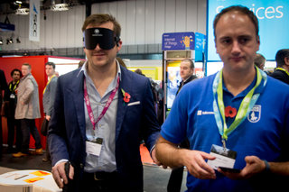 microsoft headset could change the way blind people get about cities we test it ourselves image 2