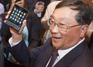 BlackBerry says no new handsets for foreseeable future, but here are the ones it will focus on