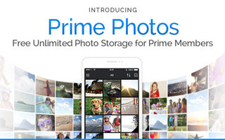 Amazon Prime now offers unlimited storage for your photos
